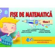 Fişe de matematică clasa l