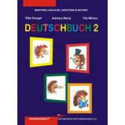 Limba germana, manual pentru clasa aII-a (limba maternă)