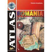 Atlas. Romania