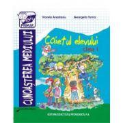 Cunoasterea mediului clasa I - caietul elevului