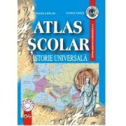 Atlas şcolar de istorie universală