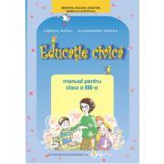 Educaţie civică, manual pentru clasa a III-a