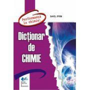 Dicţionar de chimie – seria Performanţă la chimie
