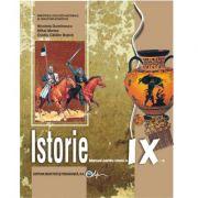 Istorie, manual pentru clasa a IX-a