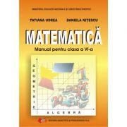 Matematica, manual pentru clasa a VI-a