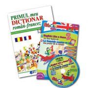 Primul meu dicţionar roman-francez + CD Engleză/Franceză (partea 2)
