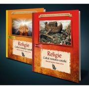 Religie cultul romano-catolic, de limba română – manual pentru clasa a II-a – semestrul I şi semestrul II