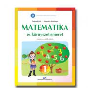 MATEMATICA ȘI EXPLORAREA MEDIULUI-Manual în limba maghiară pentru clasa I