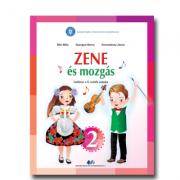 MUZICĂ ȘI MIȘCARE-Manual pentru scolile si sectiile cu predare in limba maghiara - clasa a II-a
