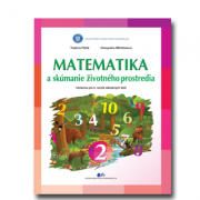 MATEMATICA ȘI EXPLORAREA MEDIULUI-Manual în limba slovacă pentru clasa a II-a