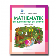 MATEMATICA ȘI EXPLORAREA MEDIULUI-Manual în limba germană pentru clasa a II-a