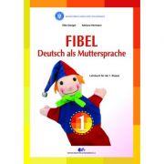 COMUNICARE ÎN LIMBA MATERNĂ GERMANĂ-Manual pentru clasa I
