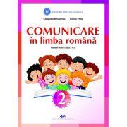 COMUNICARE ÎN LIMBA ROMÂNĂ - Manual pentru clasa a II-a-TUDORA PITILA