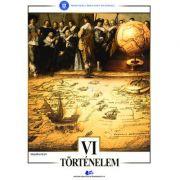ISTORIE -Manual în limba maghiară pentru clasa a VI-a