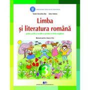 LIMBA ȘI LITERATURA ROMÂNĂ PENTRU ȘCOLILE ȘI SECȚIILE CU PREDARE ÎN LIMBA MATERNĂ MAGHIARĂ-Manual pentru clasa a III-a