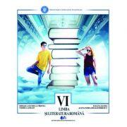 LIMBA ȘI LITERATURA ROMÂNĂ -Manual pentru clasa a VI-a-M. D. Cărstea