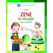 MUZICĂ ȘI MIȘCARE-Manual în limba maghiară pentru clasa a III-a