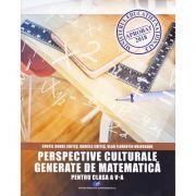 Perspective culturale generate de matematică-pentru clasa a V-a