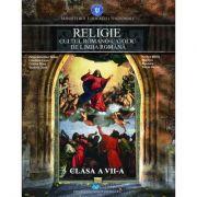 RELIGIE CULTUL ROMANO-CATOLIC DE LIMBA ROMÂNĂ-Manual pentru clasa a VII-a