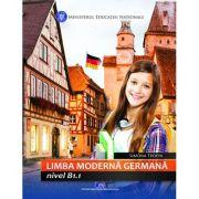 LIMBA MODERNĂ GERMANĂ-Manual pentru clasa a VII-a, nivel B1. 1