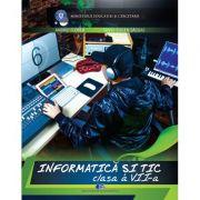 INFORMATICĂ ȘI TIC - Manual pentru clasa a VII-a-ANDREI FLOREA, SILVIU-EUGEN SĂCUIU