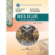 RELIGIE CULTUL ORTODOX-Manual pentru clasa a VIII-a