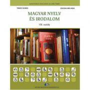 LIMBA ȘI LITERATURA MATERNĂ MAGHIARĂ-Manual pentru clasa a VIII-a