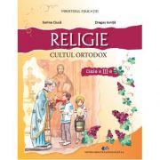 RELIGIE-CULTUL ORTODOX-Manual pentru clasa a III-a