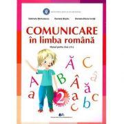 COMUNICARE ÎN LIMBA ROMÂNĂ - Manual pentru clasa a II-a-GABRIELA BARBULESCU