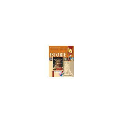 Istorie, manual pentru clasa a IV-a
