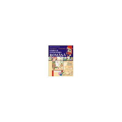 Limba şi literatura română, manual pentru clasa a IV-a