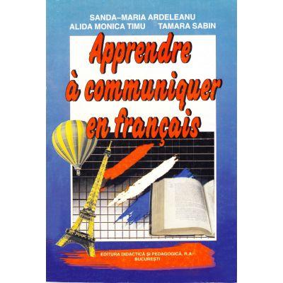 Apprendre á communiquer en français