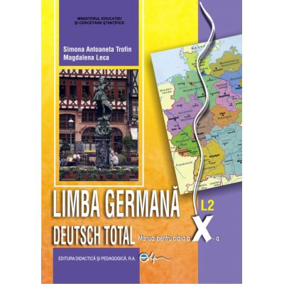 Limba germana X L2- Deutsch Total