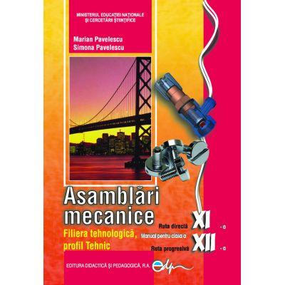 Asamblări mecanice