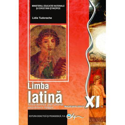 Limba Latina XI