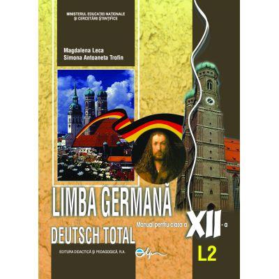 Limba Germana XII L2