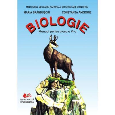 Biologie manual pentru clasa a VI-a