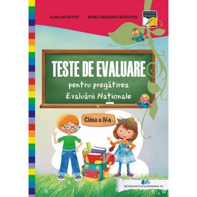 Teste de evaluare pentru pregătirea Evaluării Naţionale-clasa a IV-a