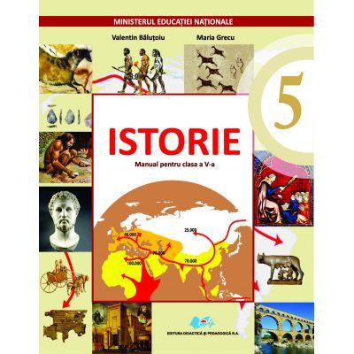 Istorie, clasa a V-a