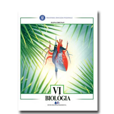 BIOLOGIE-Manual în limba slovacă pentru clasa a VI-a