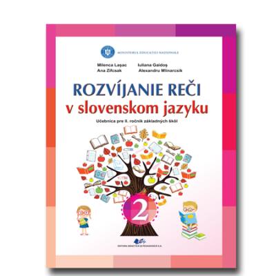 COMUNICARE ÎN LIMBA MATERNĂ SLOVACĂ-Manual pentru clasa a II-a
