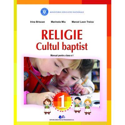 RELIGIE CULTUL BAPTIST-Manual pentru clasa I