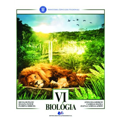 BIOLOGIE - Manual în limba maghiară pentru clasa a VI-a-Silvia Olteanu