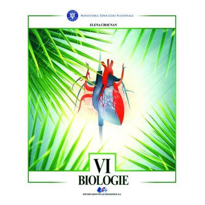 BIOLOGIE-Manual pentru clasa a VI-a-Elena Crocnan