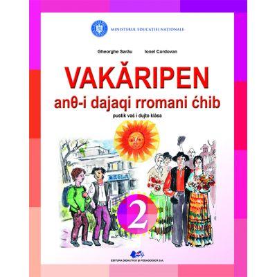 COMUNICARE ÎN LIMBA MATERNĂ RROMANI- Manual pentru clasa a II-a