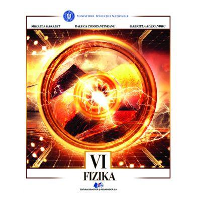 FIZICĂ -Manual în limba maghiară pentru clasa a VI-a