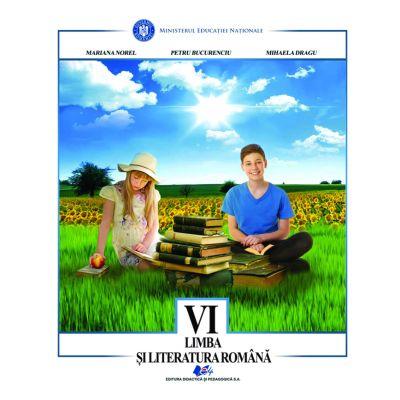 LIMBA ȘI LITERATURA ROMÂNĂ -Manual pentru clasa a VI-a-Mariana Norel