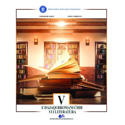 LIMBA ȘI LITERATURA MATERNĂ RROMANI -Manual pentru clasa a V-a