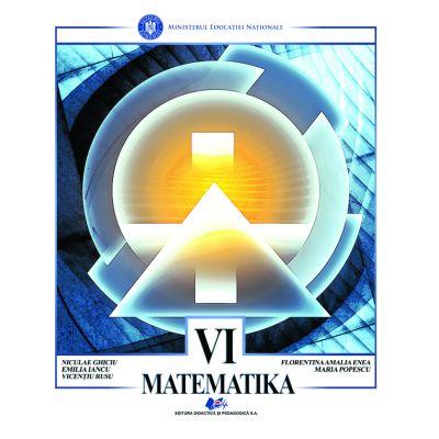 MATEMATICĂ-Manual în limba maghiară pentru clasa a VI-a