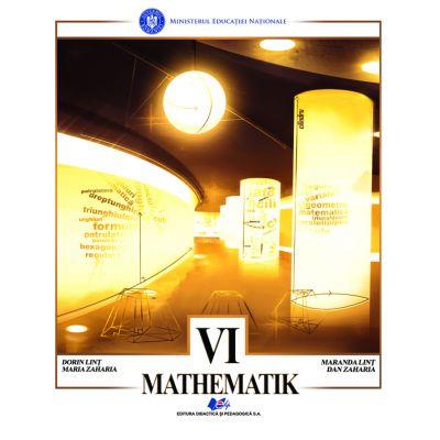 MATEMATICĂ-Manual în limba germană pentru clasa a VI-a